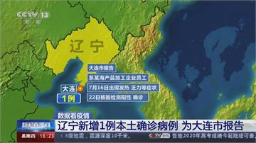 中國大連報本土武肺病例 電影院開門24小時急關閉