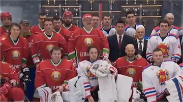白俄羅斯也來佛系防疫?總統強調打冰球能抗病毒
