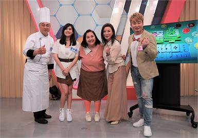 《醫學大聯盟》楊繡惠從小腸胃毛病多!曾吃鵝肉險喪命