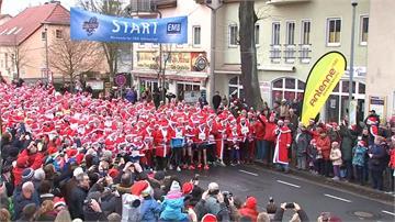 耶誕節慶活動開跑!德國有耶老賽跑還有十公斤面具變裝