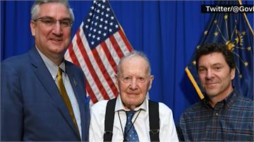 美102歲人瑞最老公務員 終將於下個月退休