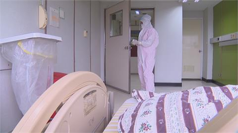 加裝排風扇改造病房 醫師憂:仍有感染風險