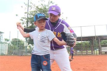 奇蹟男孩圓棒球夢 初登場想當林智勝