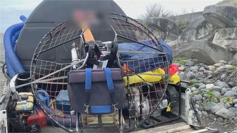 都蘭動力飛行傘墜落 七旬教練頭部重創送醫