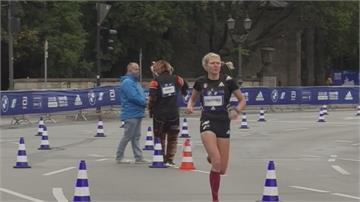 另類柏林馬拉松四名德國跑者接力挑戰世界紀錄