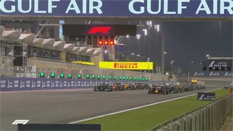 F1開幕戰巴林大獎賽 老車王以0.7秒驚險奪冠