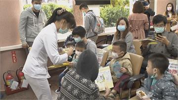 北市聯醫週六加開疫苗門診 專打六個月以上到國小入學前嬰幼兒