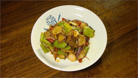 川菜也能很清爽! 「豆豉鮑魚」加蔬菜清甜可口