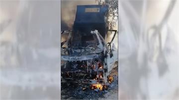 教宗訪問前夕 伊拉克空軍基地驚傳遭火箭攻擊