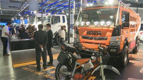 日系大廠展示「氫燃料電池」 商用車300公里純電續航距離 開創新能源領域!