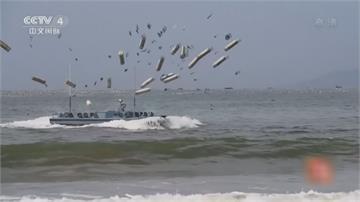 總統「和平對話」碰壁?文攻又武嚇!中軍13日起漳州沿岸射實彈