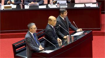 楊志良批「禁師生出國」違憲 蘇貞昌反駁:合憲合法