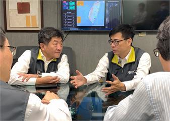 快新聞/國台辦批「這位先生」 陳其邁力挺陳時中:他與防疫英雄努力守護國人健康