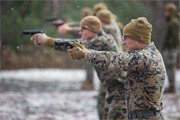 快新聞/傳美國海軍陸戰隊抵台教授戰技 國防部重申:不符事實