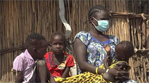 不只疫情!戰火散布全球 去年難民增近300萬
