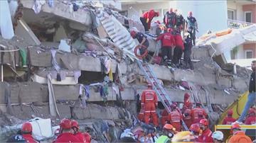 愛琴海7.0強震 土耳其希臘多人死 數百人傷