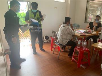 快新聞/講不聽!花蓮吉安5鄰居「群聚打麻將」 警方上門還躲廁所、陽台