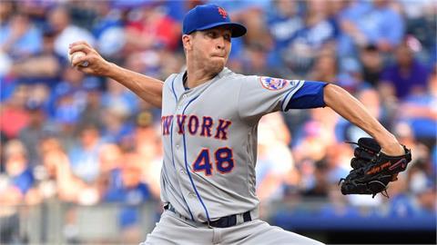 MLB/大都會強投迪格隆肌肉緊繃 進傷兵名單