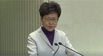 快新聞/國安法下香港還有新聞自由? 林鄭月娥:記者先保證不違法