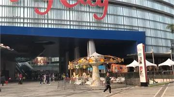新竹巨城遊樂設施故障 民眾拋出釀8傷