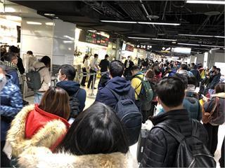 快新聞/桃園新竹間「大型氣球纏繞電車線」 高鐵22班次延誤「時間超過30分鐘」