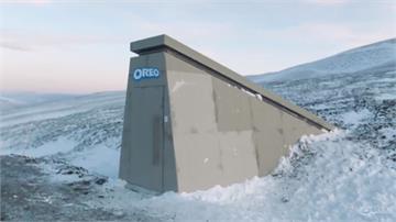 Oreo打造「末日餅乾庫」餅乾能耐負62度~148度高溫保存