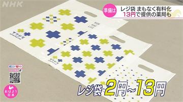 環保購物!日本7/1起塑膠袋全面收費
