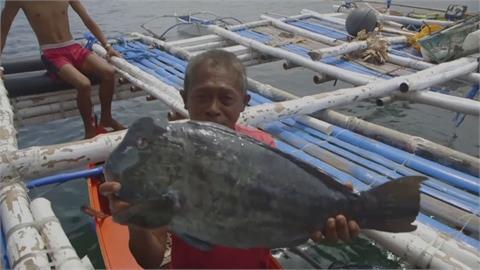 捕魚狂被中國海警騷擾 菲律賓漁民苦不堪言