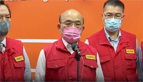 快新聞/日本贈疫苗順利抵台! 蘇貞昌感動:看到誰是真朋友