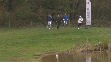 足球腳法 高球規則 足球高爾夫英國受歡迎