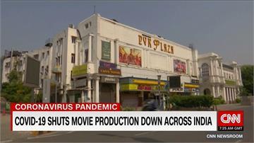 武漢肺炎/印度封城電影院全關 寶萊塢影星改當直播主