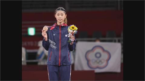 允文允武! 下個目標拚戰2024奧運 羅嘉翎奪銅獲封「國民女友」