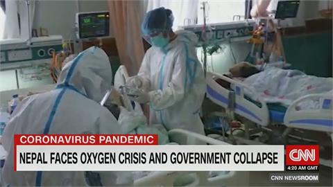 尼泊爾疫情堪憂! 連七日逾八千確診 會成為下個印度? 3城延長防疫限制