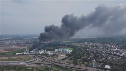 西德化工廠大爆炸2死31傷 當局憂毒氣擴散籲別出門
