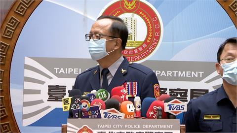 北市警局長陳嘉昌退休 台中警局長楊源明接任