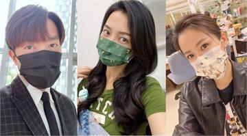 《多情城市》口罩時尚秀!一起將口罩「戴好戴滿」不只防疫還很美麗