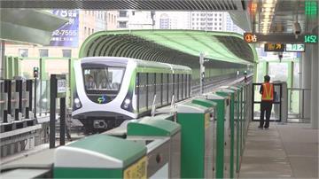 快新聞/台中捷運綠線今起試營運1個月!桃園以南高雄以北第一條捷運誕生