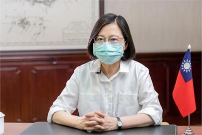 快新聞/7/27起降二級警戒 蔡英文籲堅持防疫「守住疫情防線」