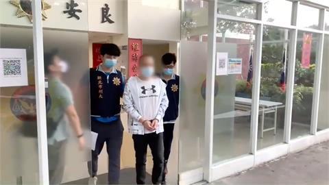 毒販餅盒藏毒品 警當場搜出逮人