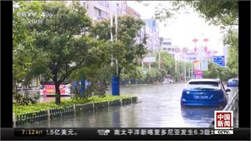 中國南暴雨淹水、北強風降溫 各地傳災情