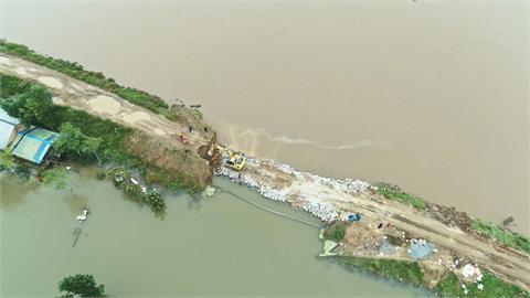 山西「90小時暴雨」經濟損失218億 保供壓力?56座煤礦趕復工