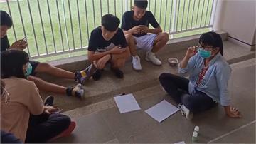 企業舉辦創意微電影體驗營讓學子用鏡頭認識家鄉文化