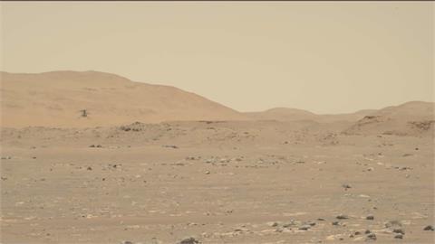 NASA火星再傳捷報 「創新號」第三次試飛大成功