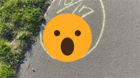 日北海道路面出現「5字日文」很危險?在地人揭真相:看到請快逃!