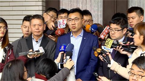 江啟臣新書《破浪啟程》 自爆2020本欲搭檔韓國瑜