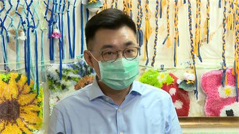 快新聞/江啟臣稱疫苗爭議是攻防擦槍走火 民進黨團:羅智強背後的影武者就是他