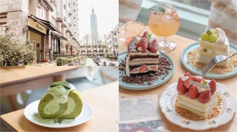 美食/台北信義甜點 如菓蛋糕|吳興街人氣手作甜點專賣!