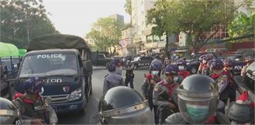 緬甸又傳槍響 軍方可不經審直接抓人