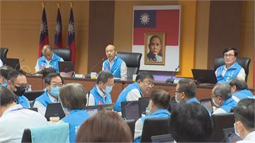 快新聞/韓國瑜主持最終場市政會議 「來是偶然,離開是必然」揮別市政團隊