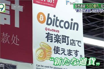 日本Coincheck虛擬貨幣遭駭 金融廳調查
